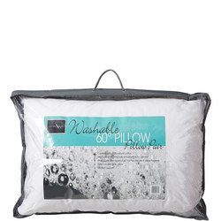 Sleep Well Live Well Washable Pillow Pair