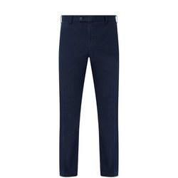 Cotton Canvas Trousers