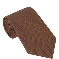 Micro-Dot Diamond Tie
