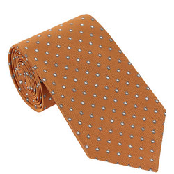 Dot Diamond Tie