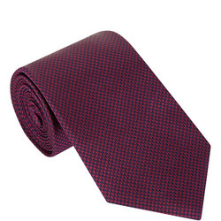 Pupstooth Print Tie