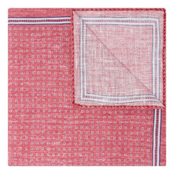Square Dot Handkerchief