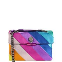 Kensington Stripe Shoulder Bag