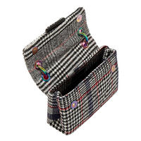 Kensington Tweed Mini Shoulder Bag