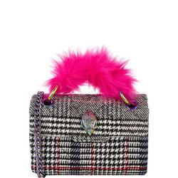 Kensington Tweed Mini Shoulder Bag