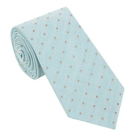 Dot Weave Tie