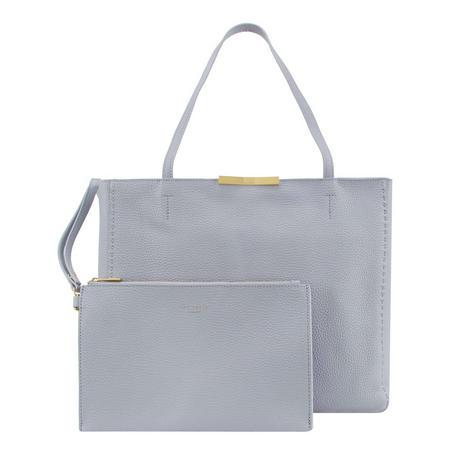 Clarika Bow Bar Shoulder Bag