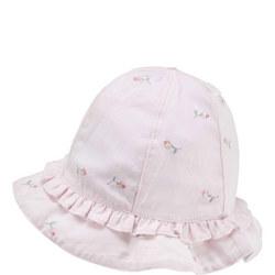 Patricia Rosebud Sun Hat