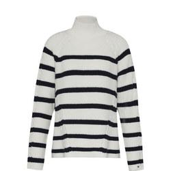 Sarah Loose Fit Striped Sweater