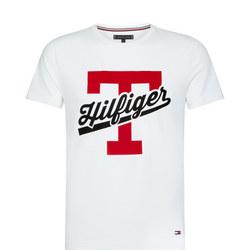 04fa96e4e550 T-Script Logo T-Shirt