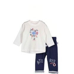 You Make Me Happy Outfit Set