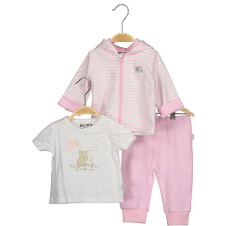 The Snuggle Is Real Three-Piece Outfit Set