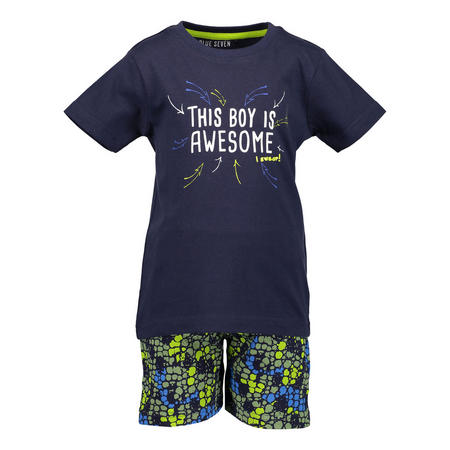 This Boy Is Awesome Outfit Set