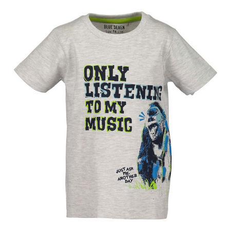 Gorilla Slogan T-Shirt