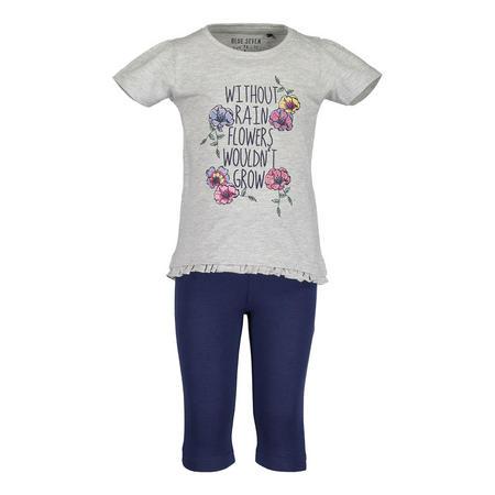 Slogan Outfit Set
