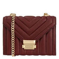 Whitney Small Quilted Shoulder Bag