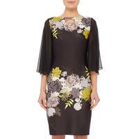 Floral Chiffon Dress