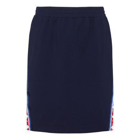 Logo Taped Skirt