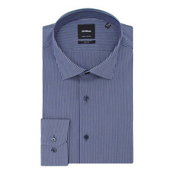 Santos Striped Formal Shirt
