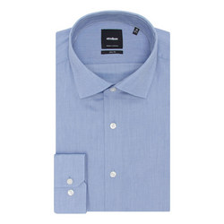 Santos Basket Weave Formal Shirt