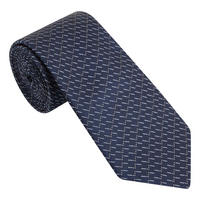 Graphic Stripe Tie