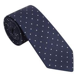 Polka Dot Stripe Tie