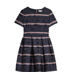 Signature Satin Dress