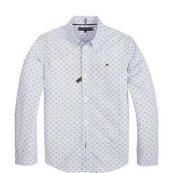 Gingham Dobby Shirt