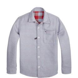 Reversible Check Shirt