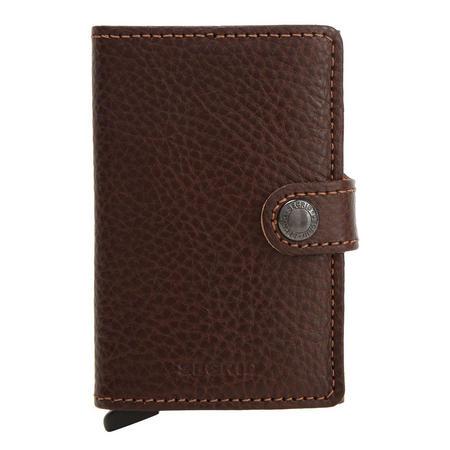 Espresso Veg Mini Wallet