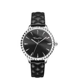 Stud Leather Watch