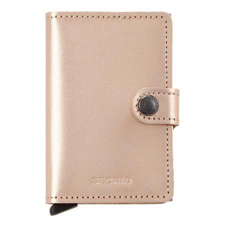Metallic Mini Wallet
