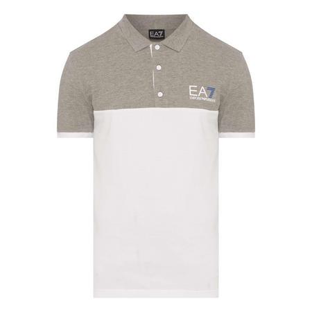 Block Panel Polo Shirt