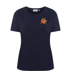 Sequin Ladybird T-Shirt