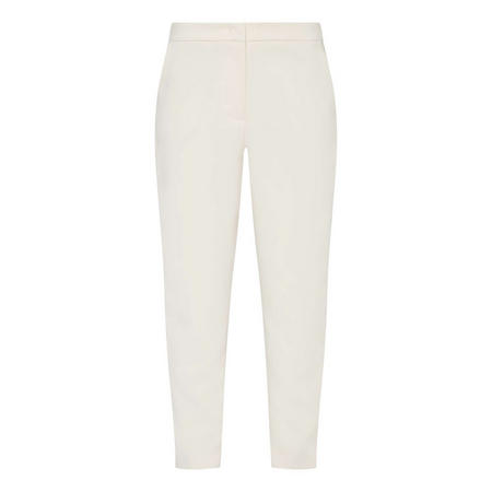 Smart Cropped Trousers