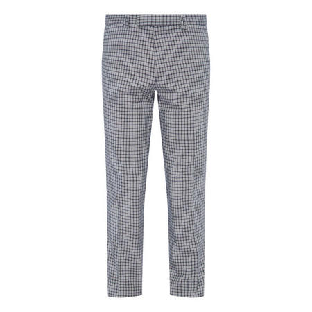 Heston Check Trousers