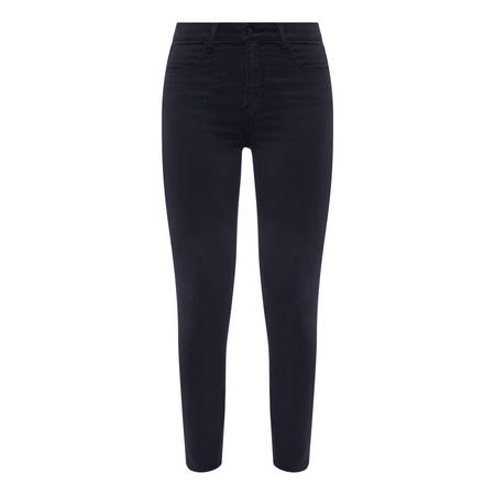 Alana High Rise Cropped Jeans