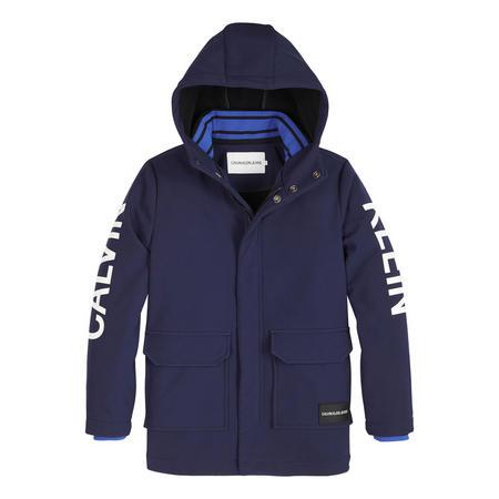 Boys Parka Coat