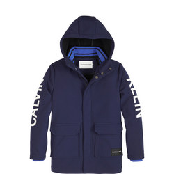 Boys Parka Coat