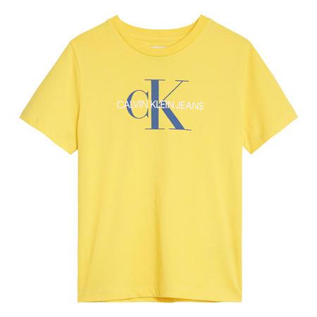 Kids Monogram Short Sleeve T-Shirt