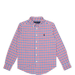 Multi-Check Shirt Boys