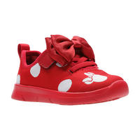 Ath Bow Minnie Mouse Toddler Trainers