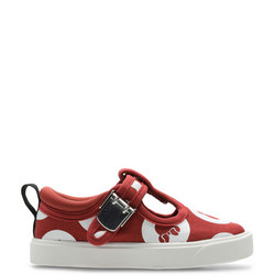 City Polka  Minnie Mouse Toddler Trainers