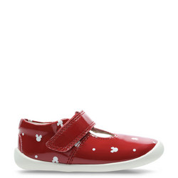 Roamer Polka Minnie Mouse Toddler Shoes