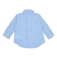 Gingham Shirt Boys
