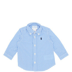 Gingham Shirt Boys