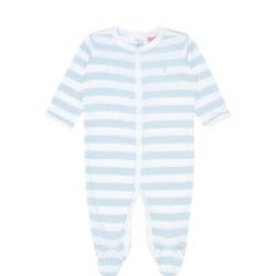 Striped Sleepsuit