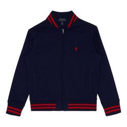 Baseball Zip Jacket