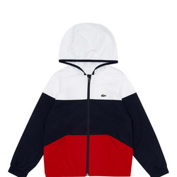 Colour Block Sports Jacket