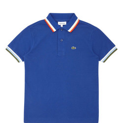 Classic Tipped Polo Shirt
